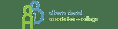 Alberta Dental Association Logo