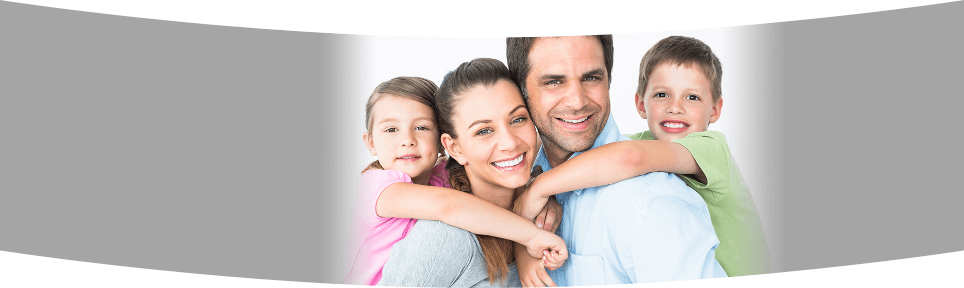 Dentist Calgary - Happy family 2