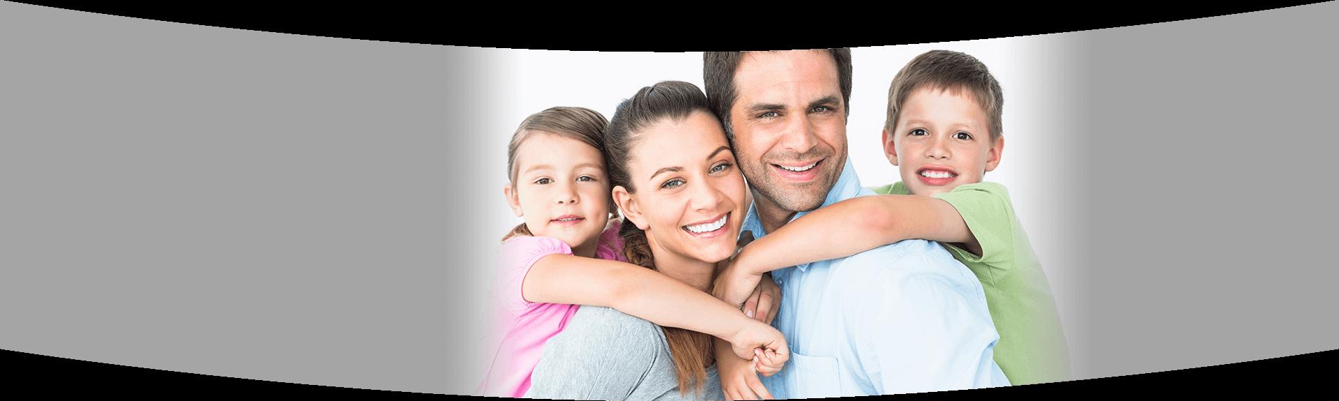 Dentist Calgary - Happy family 2