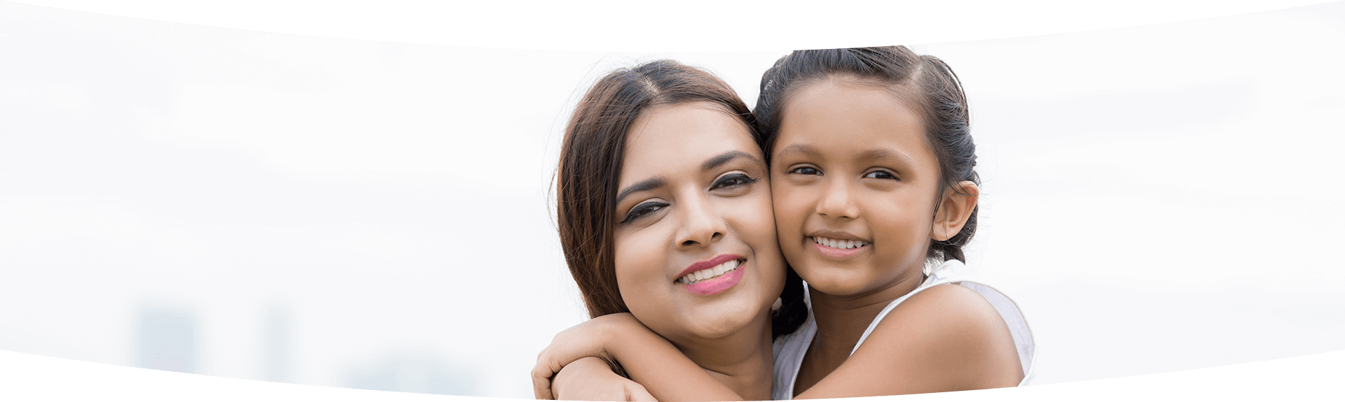 Dentist Calgary - Mother and daughter 1