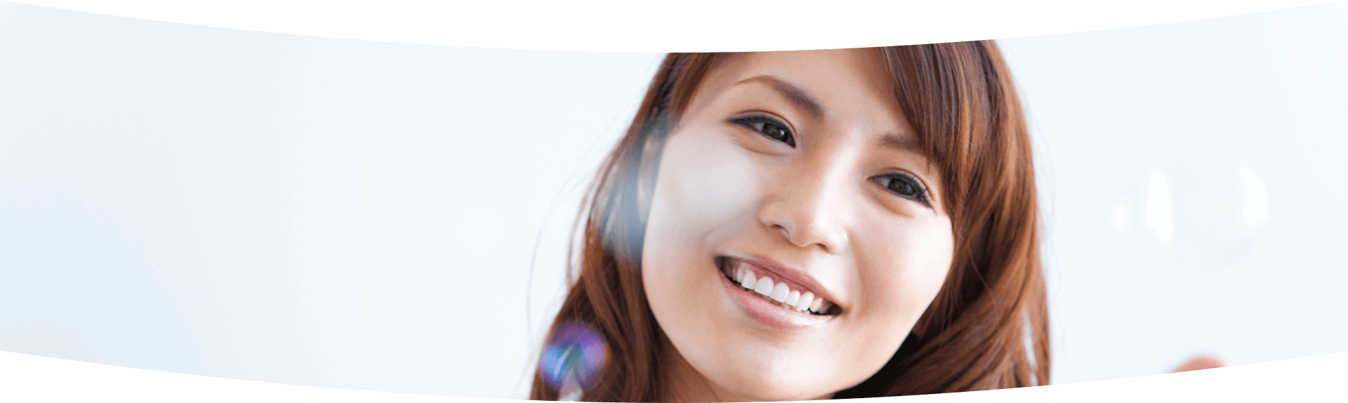Dentist Calgary - Happy lady 2