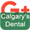 Calgary's Dental Care google plus icon